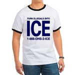 TURN ILLEGALS INTO ICE - Ringer T