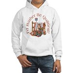 Rather Be Quilting Hooded Sweatshirt
