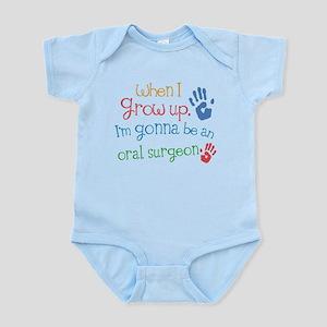 Future Oral Surgeon Infant Bodysuit