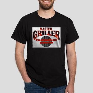 Master Griller Black T-Shirt