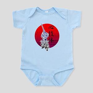 Kendo Infant Bodysuit