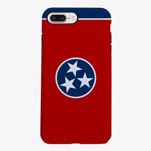 Tennessee State Flag iPhone 7 Plus Tough Case