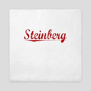 Steinberg, Vintage Red Queen Duvet