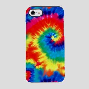 Psychedelic Tie Dye Pattern iPhone 7 Tough Case