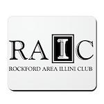 Rockford Illini Mousepad
