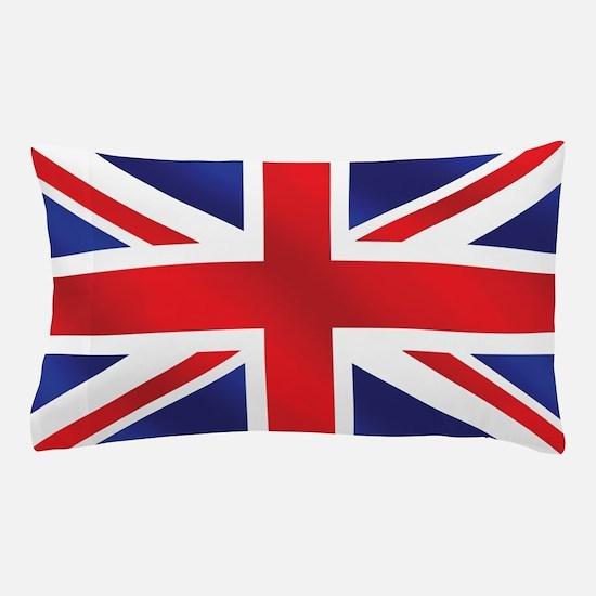 Union Jack UK Flag Pillow Case