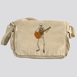 Spanish Guitar Player Messenger Bag