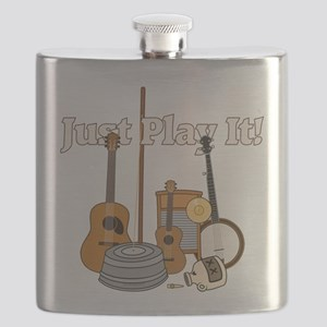 Just Play It! Flask