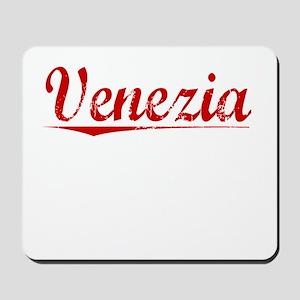 Venezia, Vintage Red Mousepad