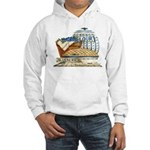 Blueberry Fixin's Hooded Sweatshirt