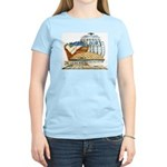 Blueberry Fixin's Women's Light T-Shirt