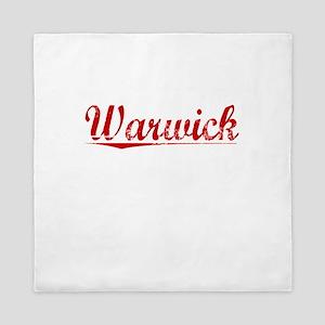 Warwick, Vintage Red Queen Duvet