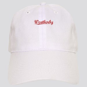 Weatherby, Vintage Red Cap
