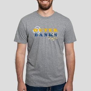 Outer Banks Mens Tri-blend T-Shirt