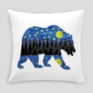 NIGHT LIGHTS Everyday Pillow