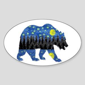 NIGHT LIGHTS Sticker