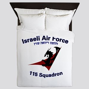 115 Sqdn IAF Queen Duvet