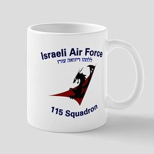 115 Sqdn IAF Mug