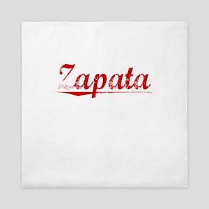 Zapata, Vintage Red Queen Duvet