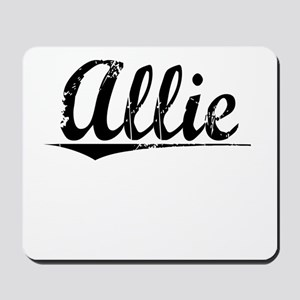 Allie, Vintage Mousepad