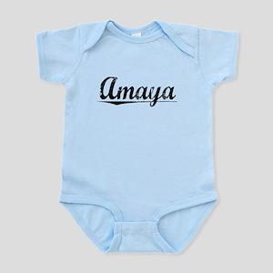 Amaya, Vintage Infant Bodysuit