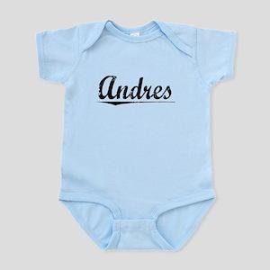 Andres, Vintage Infant Bodysuit