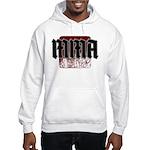MMA gothic teeshirt Hooded Sweatshirt