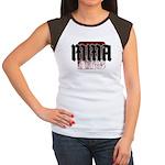 MMA gothic teeshirt Women's Cap Sleeve T-Shirt