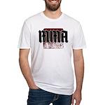 MMA gothic teeshirt Fitted T-Shirt