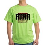 MMA gothic teeshirt Green T-Shirt