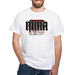 MMA gothic teeshirt White T-Shirt