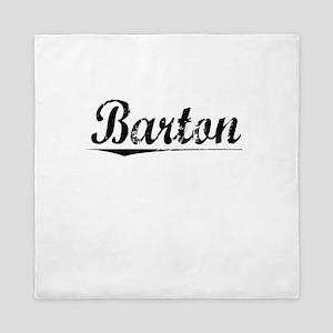 Barton, Vintage Queen Duvet