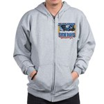 Plan Your Sick Days Wisely Zip Hoodie