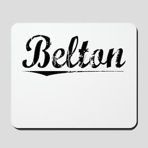 Belton, Vintage Mousepad