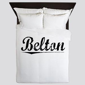 Belton, Vintage Queen Duvet