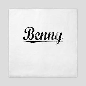 Benny, Vintage Queen Duvet