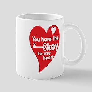 The Key Mug
