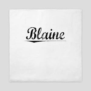 Blaine, Vintage Queen Duvet