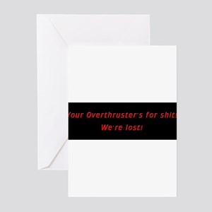 We're lost! Greeting Cards (Pk of 10)