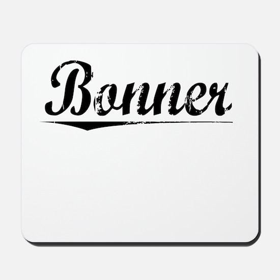 Bonner, Vintage Mousepad