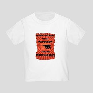 Blownaparte Toddler T-Shirt
