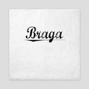 Braga, Vintage Queen Duvet