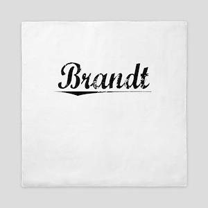 Brandt, Vintage Queen Duvet