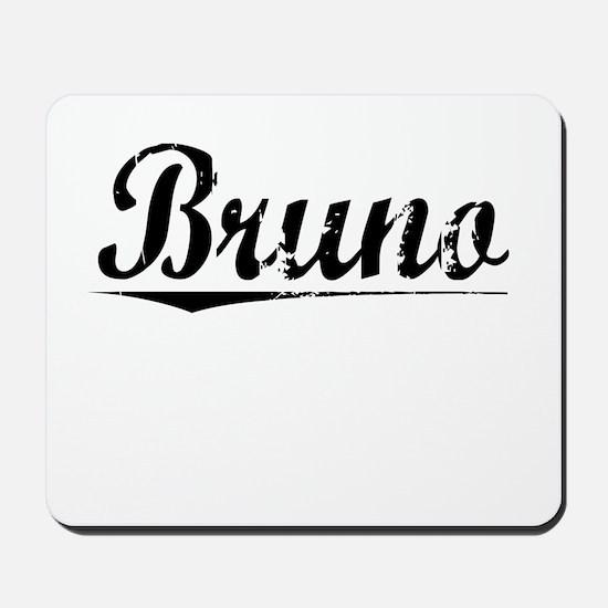 Bruno, Vintage Mousepad