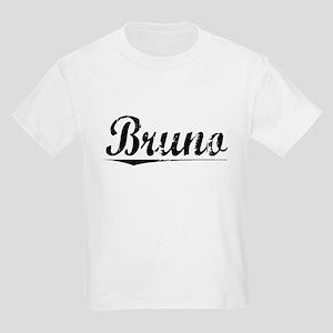 Bruno, Vintage Kids Light T-Shirt