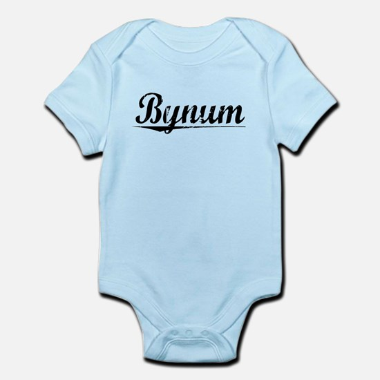 Bynum, Vintage Infant Bodysuit