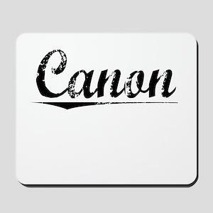 Canon, Vintage Mousepad