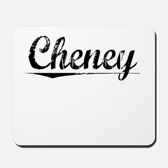 Cheney, Vintage Mousepad