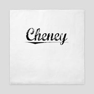 Cheney, Vintage Queen Duvet