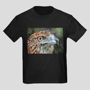 Red Tail Hawk Kids Dark T-Shirt